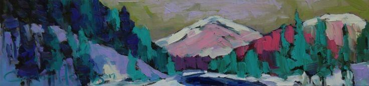 Gordon Harrison, sca aibaq - gordon harrison canadian landscape gallery – Canadian painter – ottawa, saint-sauveur, canada