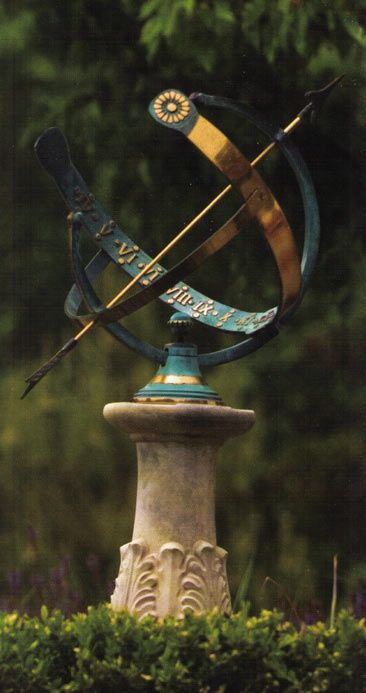 Positioning a Sundial
