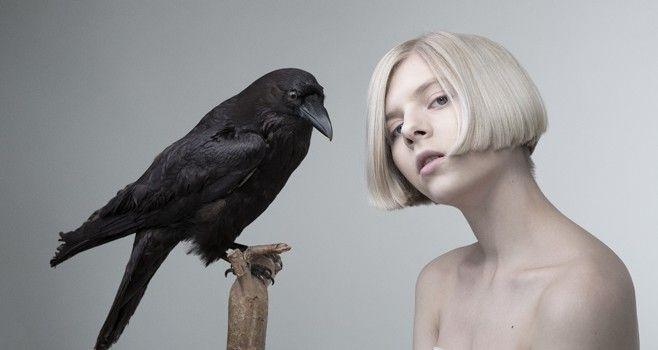 Norwegian Singer/Songwriter Aurora Creates a Magical World, just saw her on Conan O'Brian Wonderful!