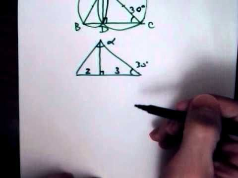 Угол С треугольника АВС равен 30, D - отличная от А точка пересечения. Sapienti sat. Посторонним В. Поиск по сайту. Математикой надо заниматься – серьёзно, много; её надо полюбить. Изучение математики. Для различных математических экзаменов, таких как (I)GCSE, IB, SAT, SSAT, GMAT, GRE, ACT, A-level