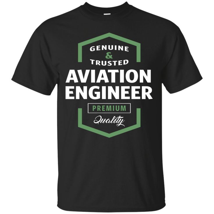 Aviation Engineer Logo Gift Ideas T-Shirt #aviationideas