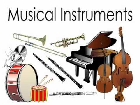 Orchestral Musical Instrument Sounds #2 for Children Toddlers Kids Kindergarten Preschoolers