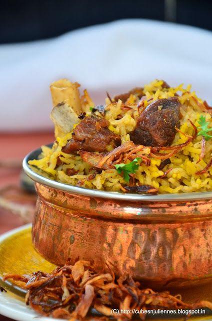 Indian Recipe - GOSHT AKHNI PULAO - Lamb Bouillon Pilaf