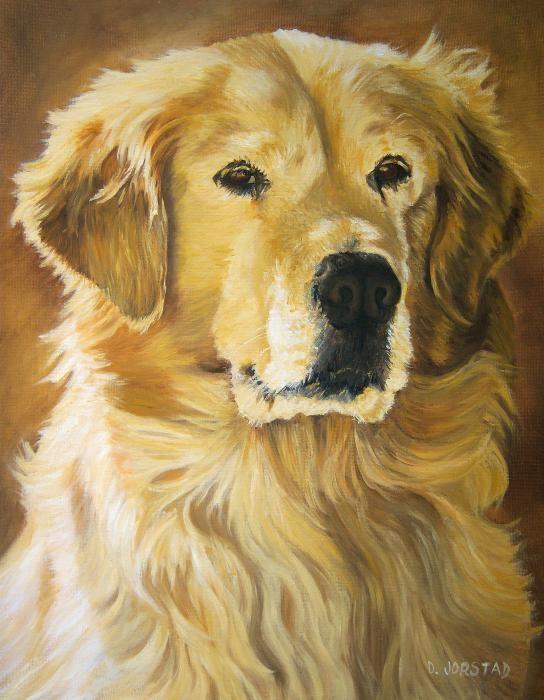 Pin By Bellaflicka On Golden Retriever Art Pet Portraits Dog
