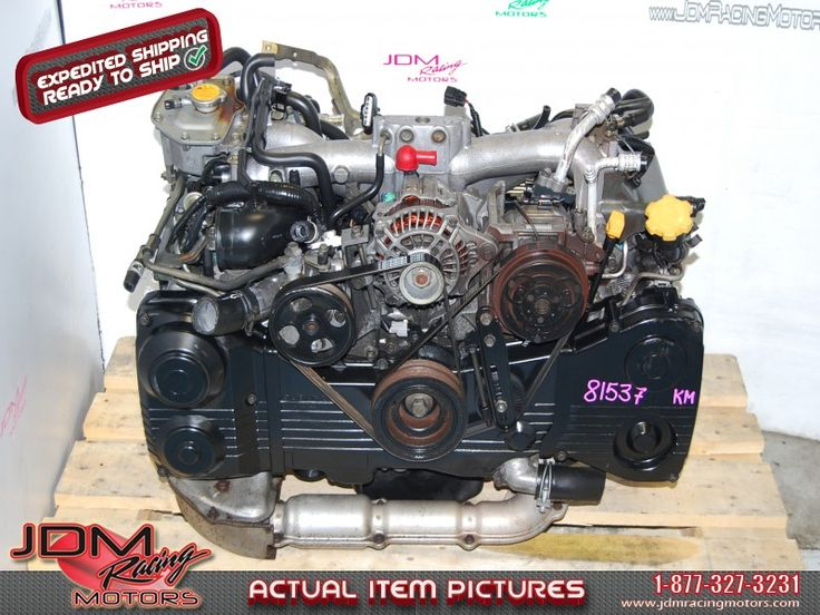 JDM Subaru WRX 2002-2005 EJ205 AVCS Engine.  Find this item only on our website: https://www.jdmracingmotors.com/engine_details/2016  Tags: #JDM #jdmracingmotors #subaru #subaruwrx #subarusti #jdmsubaru #ej205engine #wrxengine #ej20