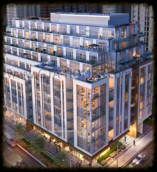 Aspen Ridge Homes presenting The Jack Condos located at Yonge and Saint Clair , Toronto. This development currently in pre-contraction for 11 storeys building with 153 residential units. http://thejackcondosvip.ca/   #TheJackCondos