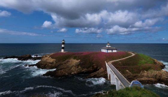 #Lighthouse Ribadeo #Galicia
