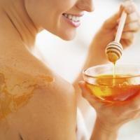 Trucos de belleza. Hidratacion con miel