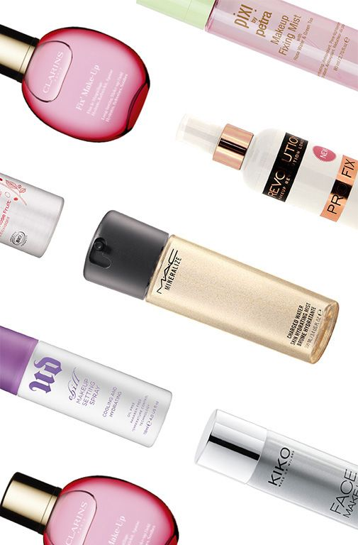 The best makeup fixing sprays. There's a setting spray out there to meet your every need. Here are the fixing sprays that seal the deal…