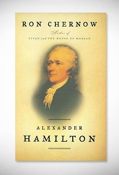 Hamilton Paperback Book By Ron Chernow
