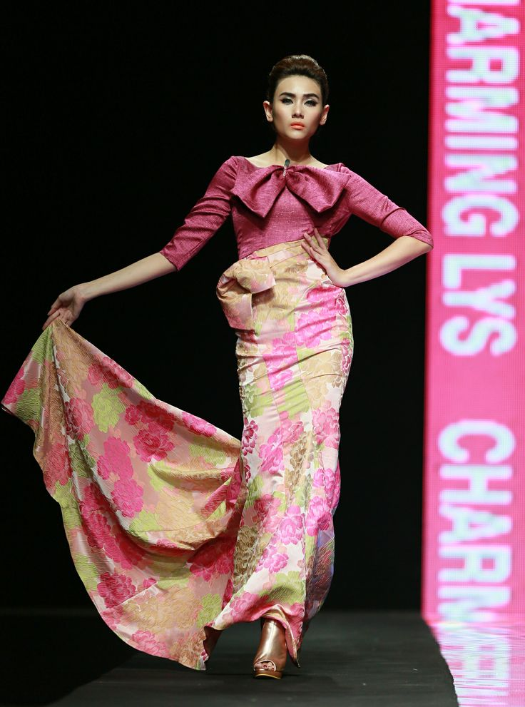 Vietnam Fashion Week FW14 - Ready to wear.  Designer: Charming Lys. Photo: Thanh Dat