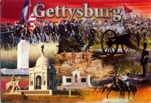 I went to Gettysburg and took a tour as a teenager in the early 70's. I asked my mom why they had dummies there and she said they didn't and what was I talking about. Spooky place.
