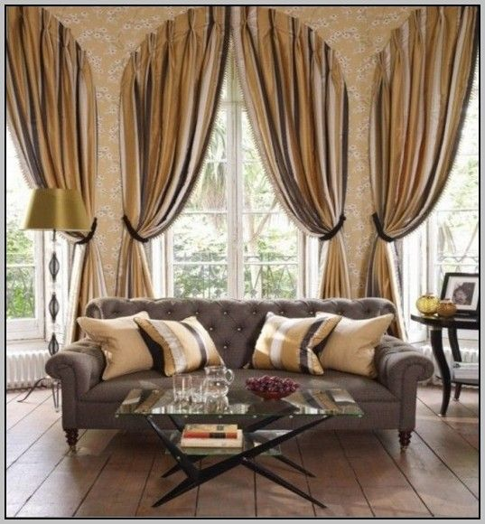 Amazing Curved Curtain Rod For Arched Window