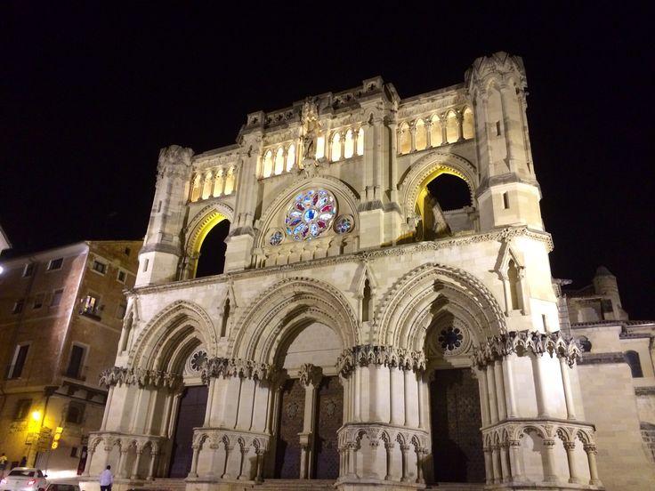 Catedral de cuenca sábado noche