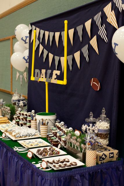 """Photo 46 of 53: Football / Birthday """"Surprise 60th Birthday Football Tailgating Party"""" 