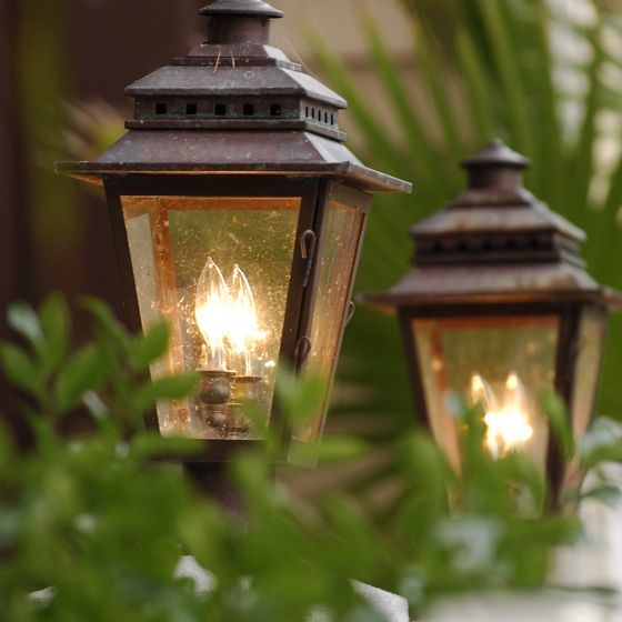 Carolina Lanterns offers the finest gas and copper lighting for your home or business. Our wide selection of lights and lanterns are available in gas ... & 219 best Lantern u0026 Scroll Lighting images on Pinterest | Bronze ... azcodes.com