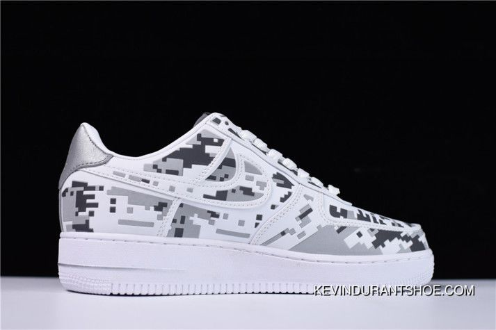 Best Nike Air Force One Low Premium Digital Camo With Images