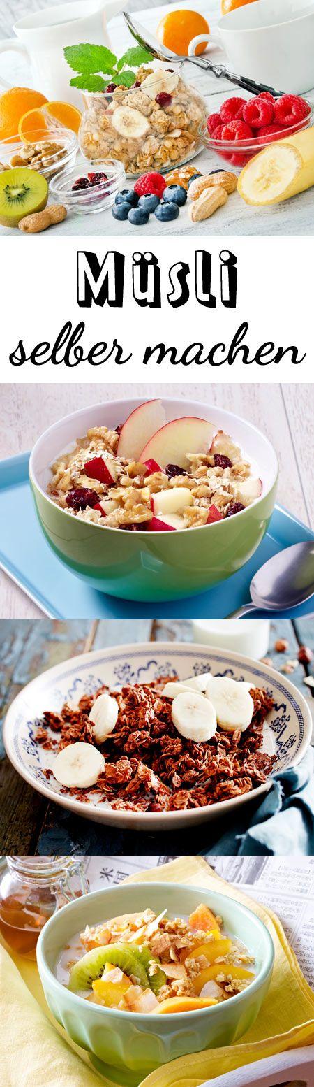Das einfache Grundrezept für ein ausgewogenes Frühstück und leckere Varianten.