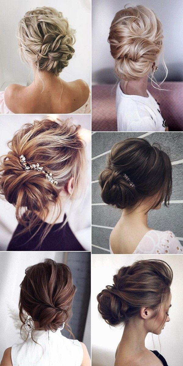 18 Trending Messy Updos Wedding Hairstyles You Ll Love Oh Best Day Ever Wedding Hairstyles Updo Diy Wedding Hair Simple Wedding Hairstyles