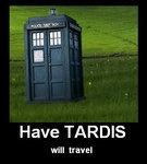 Have Tardis
