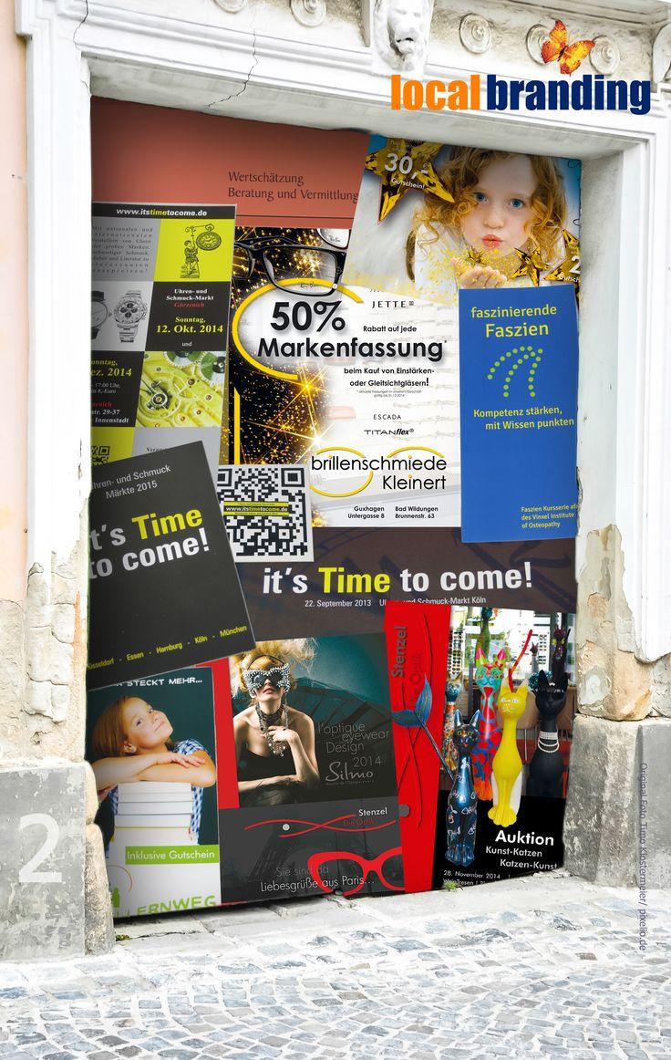 T�rchen Nr 2  F�r Sie: Prospekte, Flyer, Mailings, Poster,