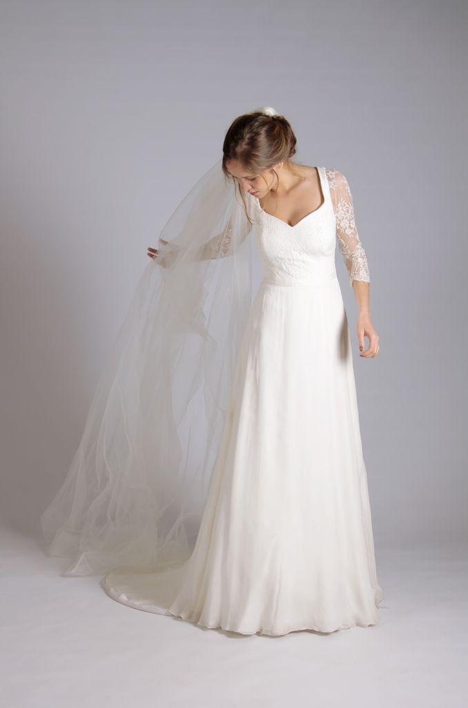 une créatrice de robe à Nantes, Cluzel **Ambassadrice Pays de la Loire**