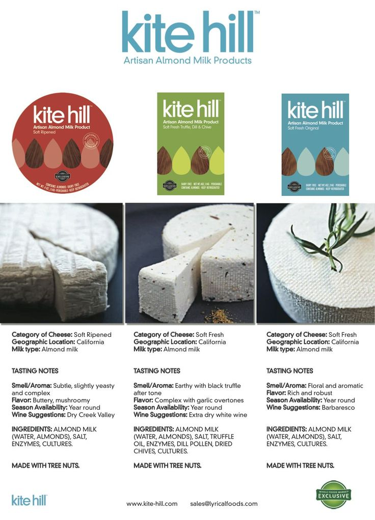 Kite Hill Whole Foods Canada