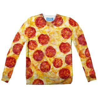 Party Pizza Youth Sweater