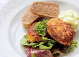5:2 kuren: Fiskefrikadeller med remoulade, perfekt til en fastedag på 5:2 kuren | slankeklubben.dk