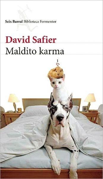 Maldito Karma  - David Safier