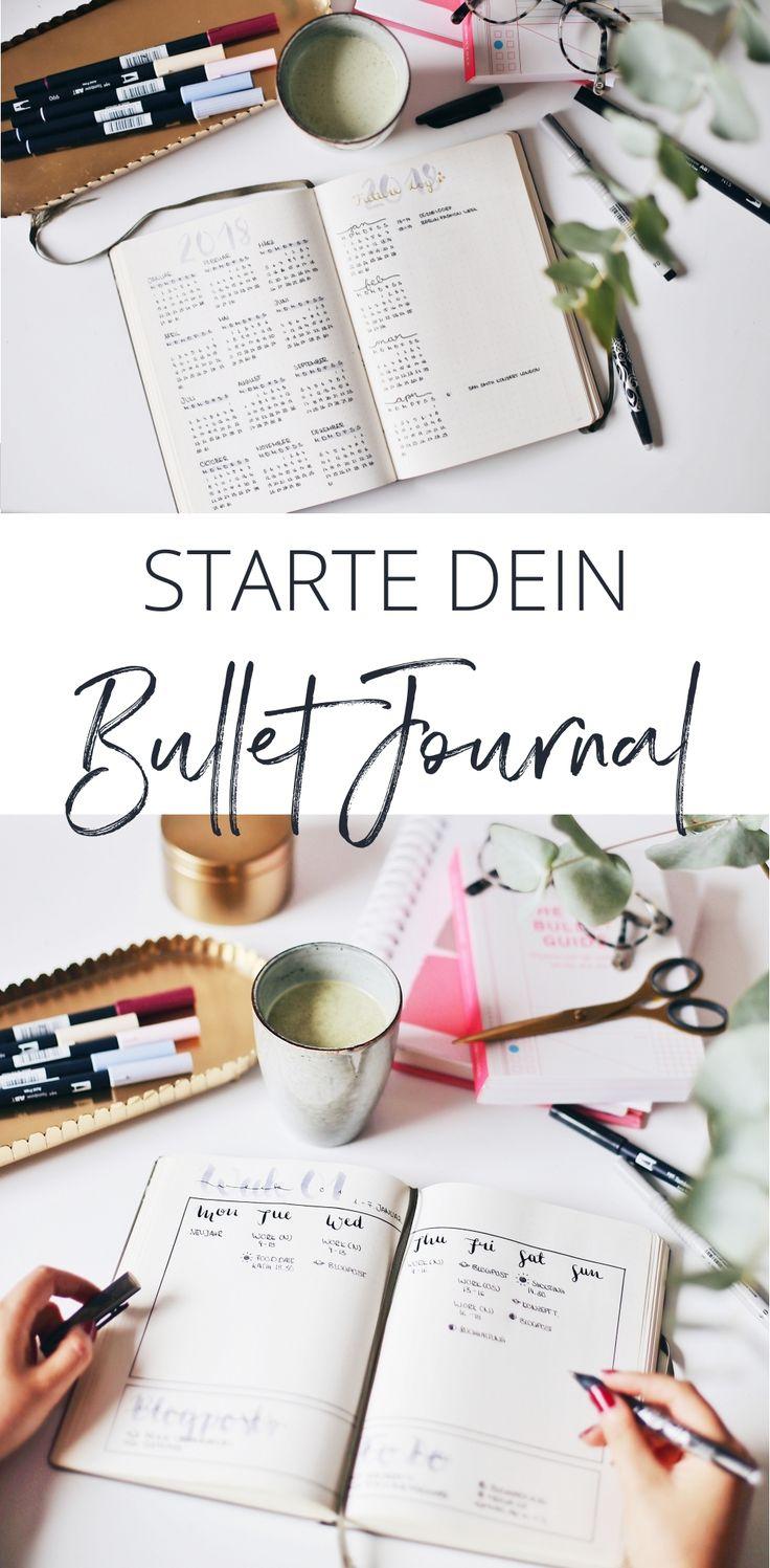 Auf in high fashion laune erzähle ich euch was ein Bullet Journal ist, was ihr dazu braucht und wie ich meine Seiten fülle, damit ihr ganz einfach euer eigenes Journal starten könnt. > Mehr lest ihr auf dem Blog >