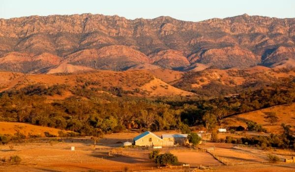 Luxury Ecolodge Australia, Arkaba Station is the perfect venue
