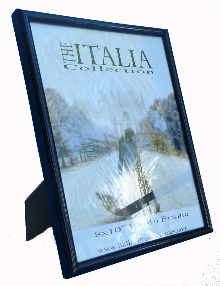 wholesale picture-frame---bd-black-(8-x-10-in.)-(case-of-24) (Case of 24)