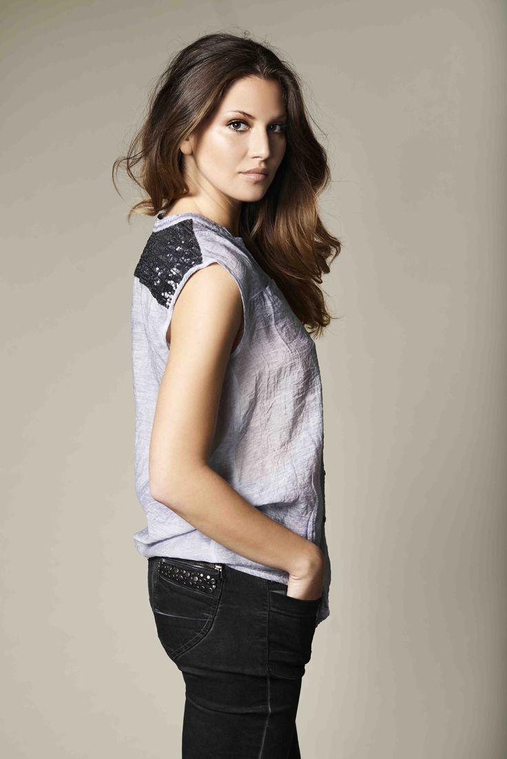 soyaconcept - top - shirt - blouse - jeans - pants