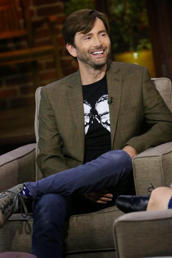PHOTOS: David Tennant Appears On FOX TV's Good Day LA | David Tennant News From www.david-tennant.com