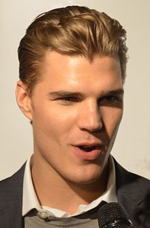Chris Settlemire, Warren, OH, (born May 9, 1985), known professionally as Chris Zylka, is an American actor and model.