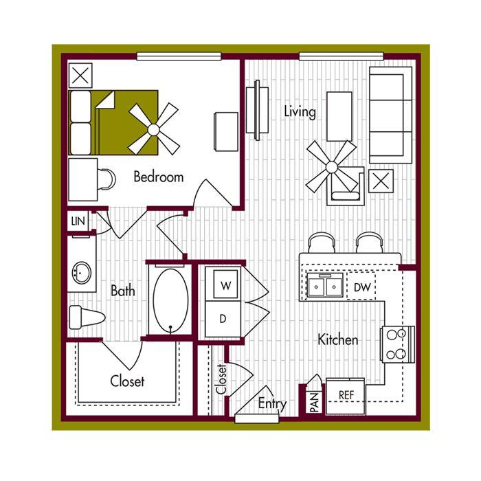 3bedroom 2bath House Plans