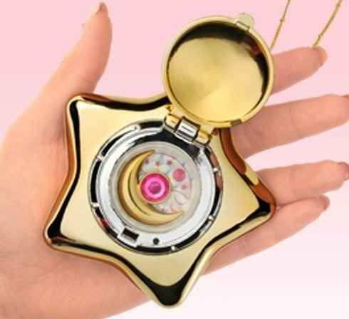 Sailor moon, Character: Darian  Item his locket that when opened plays the sailor moon theme song