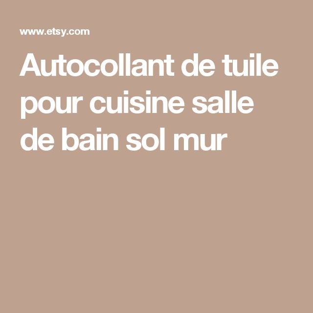 Best 20 couleur pour cuisine ideas on pinterest masters - Credence autocollant cuisine ...