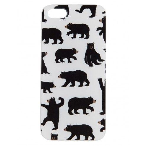 Bears iPhone 5/5S Case