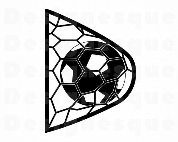 34+ Soccer ball and goal clipart ideas in 2021