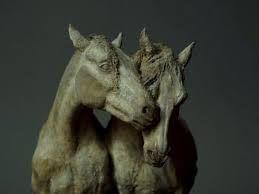 Znalezione obrazy dla zapytania ceramiczne konie