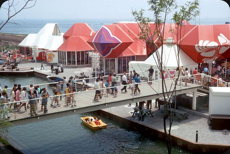 Ontario Place, Toronto – 1971 | Flickr - Photo Sharing!