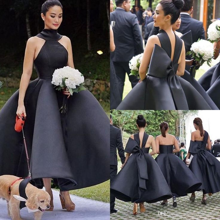 African navy blue long prom dresses one shoulder ruffles