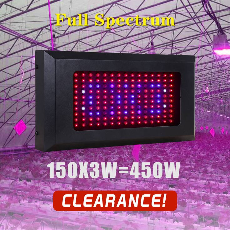 Inspirational Flower seeds Hydroponic Plants Led Grow Light W Full Band IR xw Grow Lamp fill