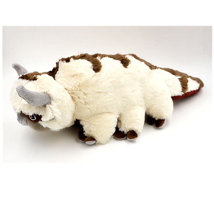 Details about 50CM Large Size Avatar Last Airbender Appa