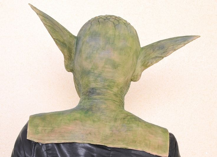 Реалистичные силиконовые маски для Хэллоуина Хэллоуин один глаз монстра, выставок, фильмов, платье партии.