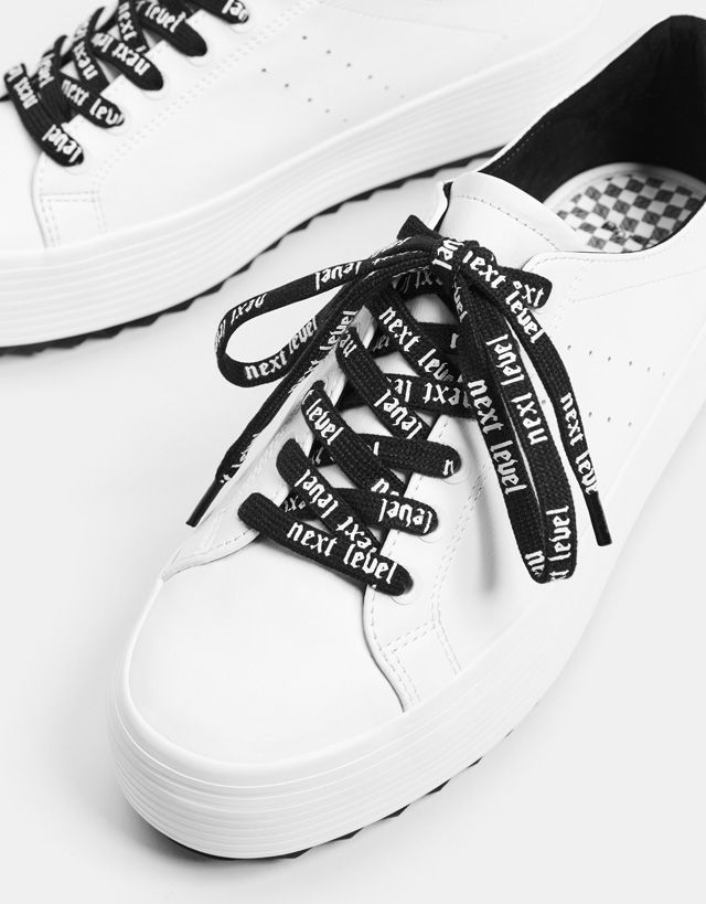 super popular c7f0c 24d49 Zapatilla blanca Plataforma   Shoes ❤ en 2019   Pinterest   Sneakers, Shoes  sneakers y Adidas sneakers