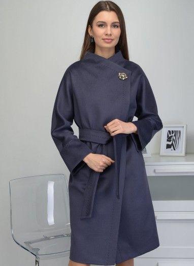 Пальто кимоно Лантана 23