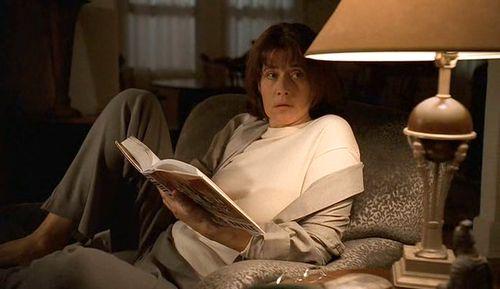 """Lorraine Bracco jako doktor Jennifer Melfi w serialu """"Rodzina Soprano"""""""